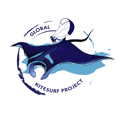 Global Kitesurf Project T Shirt for her - Manta