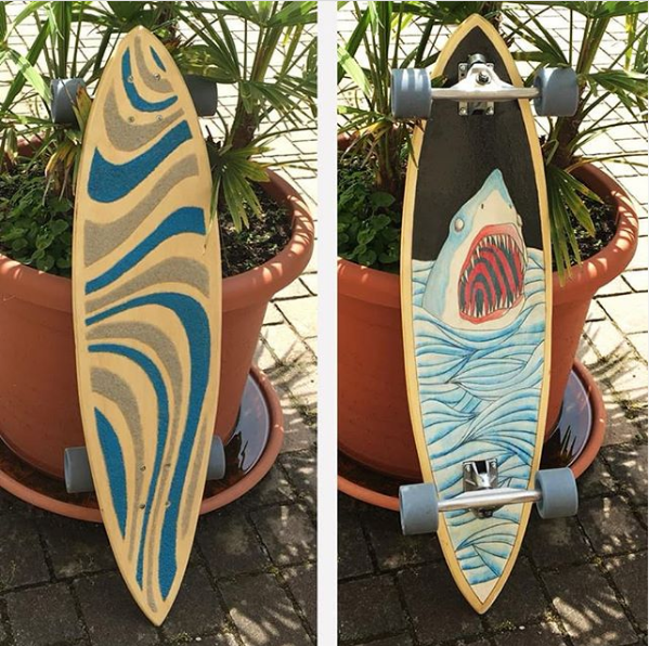URBAN SURF: SKULLWAVE