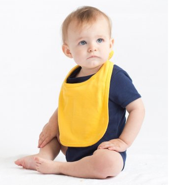 Super Young Kitesurf Baby / Toddler Bib