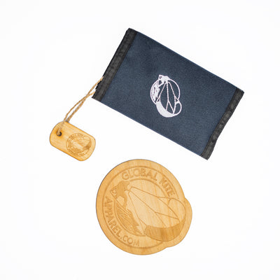 Global Kite Apparel Wallet ...Your Kitesurfing Lifestyle in Synergy...