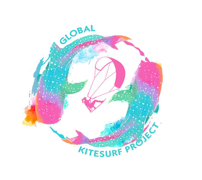 Global Kitesurf Project T Shirt for her - Whale Shark