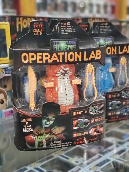 Operation Lab Dead Tuth Dissection Kit