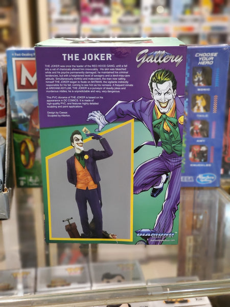 DC Comics The Joker Collectible Gallery Statue