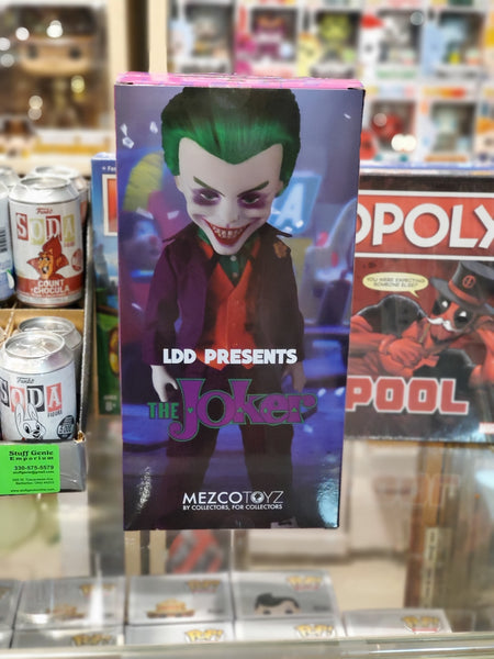 Living Dead Dolls Presents DC Comics The Joker