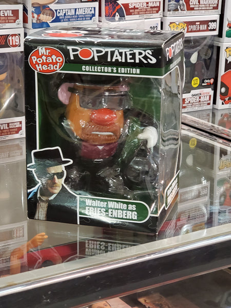 Mr. Potato Head PopTaters Breaking Bad Walter White as Fries-enberg Toy
