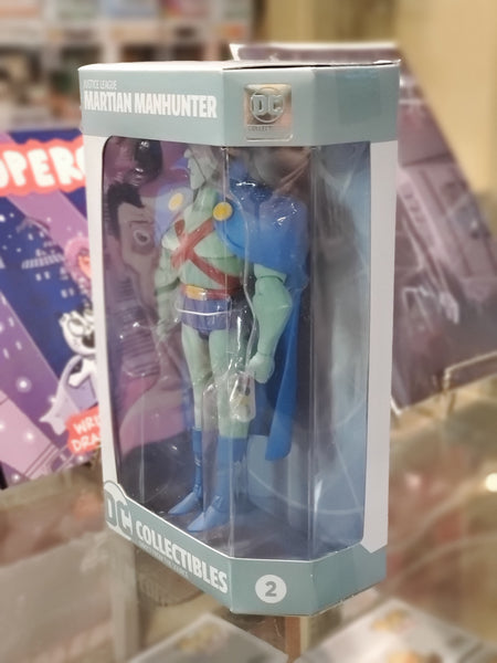 DC Collectibles Justice League 02 MARTIAN MANHUNTER Figure