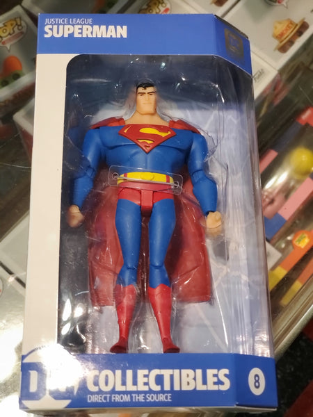 DC Collectibles Justice League 08 SUPERMAN Figure