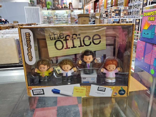Collector Series THE OFFICE Little People by Fisher Price