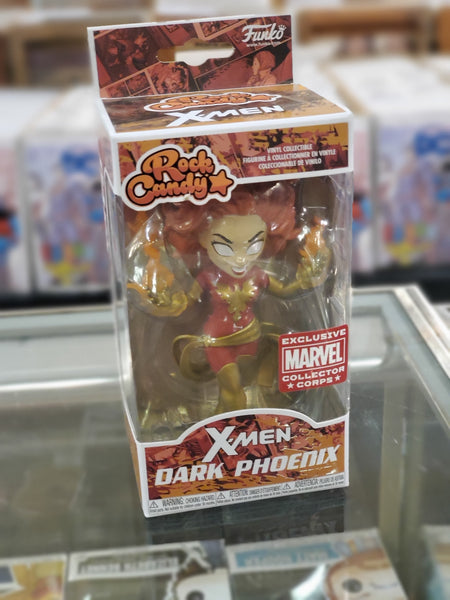 Funko Rock Candy Marvel X-MEN Dark Phoenix Vinyl Collectible