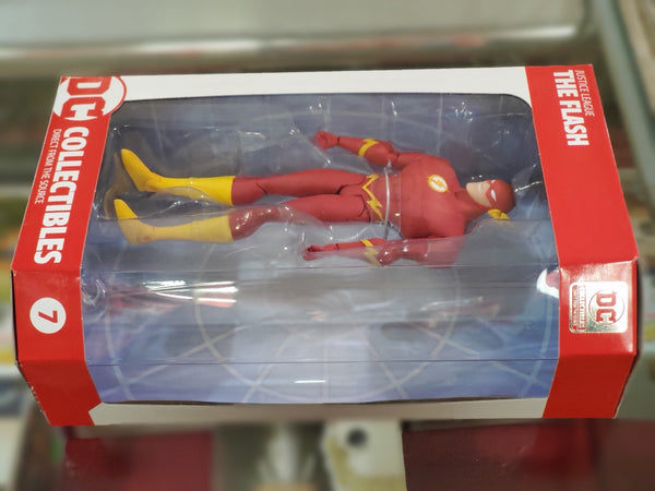 DC Collectibles Justice League 07 THE FLASH