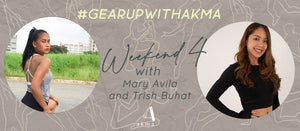 Girl Power: Mary and Trish #GearUpwithAkma