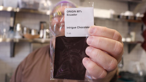 Origin Chocolate - Ecuador - 80% (10 available)