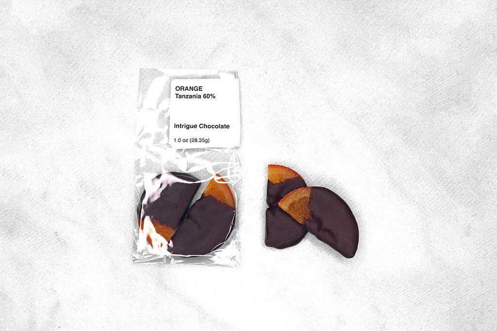 Orange + Origin Chocolate