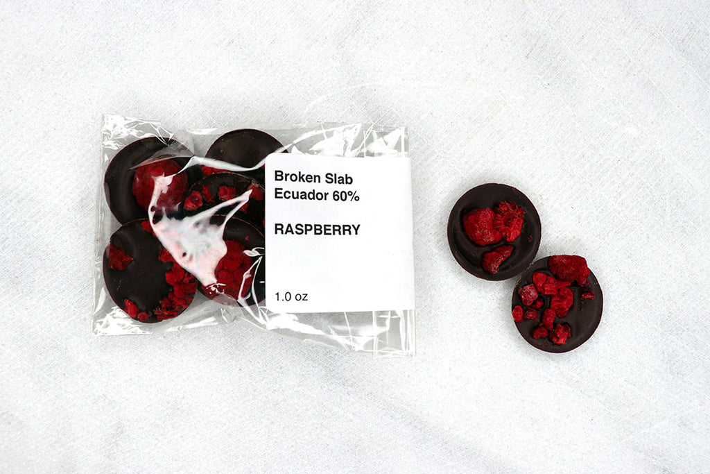 Raspberry + Origin Chocolate