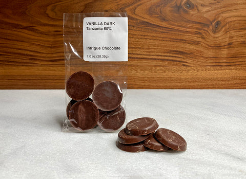 Vanilla + Origin Chocolate