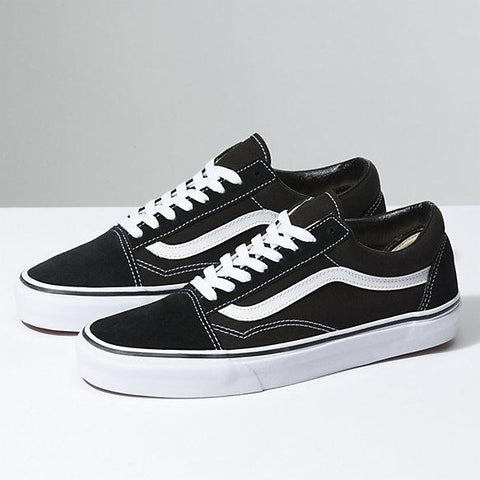 Vans Old Skool Black / White Unisex