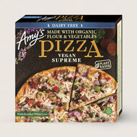 Amy's, Vegan Supreme Pizza 14oz (Frozen)