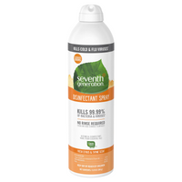 Seventh Generation, Disinfectant Spray Fresh Citrus and Thyme 13.9oz