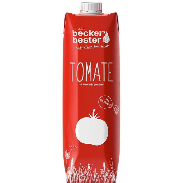 BECKERS BESTER, Tomato Juice 1000ML