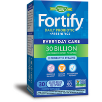 Nature's Way, Fortify™ Daily 30 Billion Probiotic 30 Veg Cap