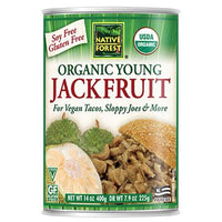 Native Forest, Organic Young Jackfruit 14 oz