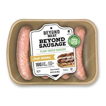 Beyond Meat, Beyond Sausage Brat Original 14 oz (Frozen)