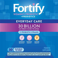 Nature's Way, Fortify™ Women's 30 Billion Probiotic 30 Veg Cap