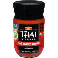Thai Kitchen, Gluten Free Red Curry Paste 4oz