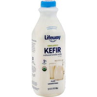 Lifeway, Kefir Plain Low-Fat Organic, 32oz (Chill)