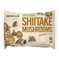 Woodstock, Organic Shiitake Mushrooms 10oz (Frozen)