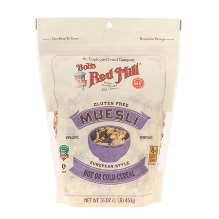 Bob's Red Mill, Gluten Free Muesli 16 oz