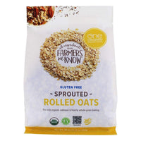 One Degree, Organic Gluten Free Sprouted Rolled Oats 24oz