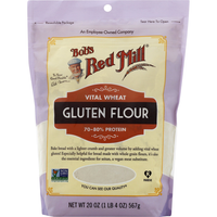 Bob's Red Mill, Vital Wheat Gluten Flour 20oz