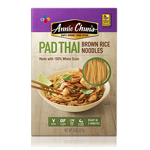 Annie Chun's, Pad Thai Brown Rice Noodles 8 oz