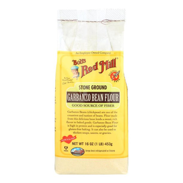 Bob's Red Mill, Garbanzo Bean Flour 16 oz