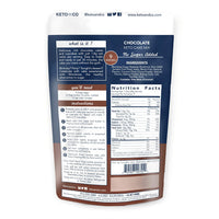 Keto and Co, Chocolate Keto Cake Mix 9.1oz