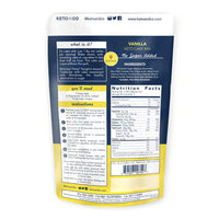 Keto and Co, Vanilla Keto Cake Mix 8.7oz