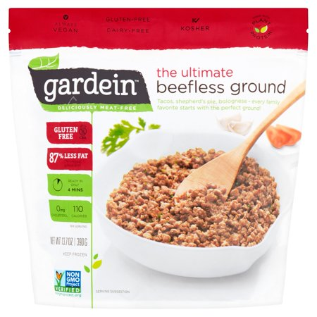 Gardein, The Ultimate Beefless Ground 13.7oz (Frozen)