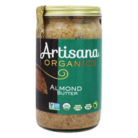 Artisana Organics, Raw Almond Butter 14 oz