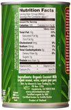 Native Forest, Organic Unsweetened Classic Coconut Milk 13.5oz