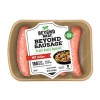Beyond Meat, Beyond Sausage Hot Italian 14 oz (Frozen)