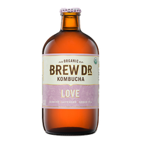 BREW DR, Kombucha Love 14oz (Chill)