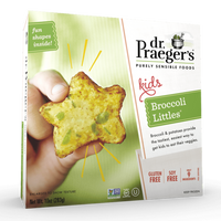 Dr. Praeger's, Kids Broccoli Littles 10 oz (Frozen)