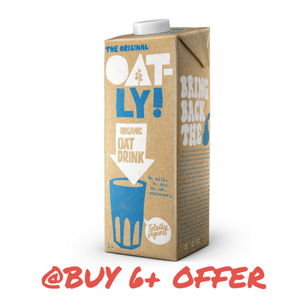 OATLY, Oat Drink Organic 1L