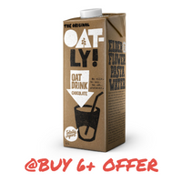 OATLY, Oat Drink Chocolate 1L