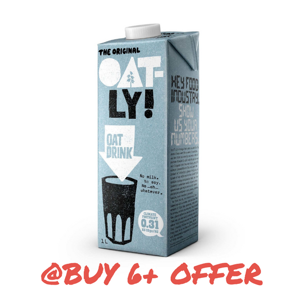 OATLY, Oat Drink ORIGINAL 1L