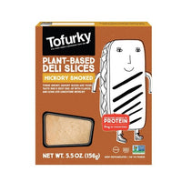 Tofurky, Plant-Based Deli Slices Hickory Smoked 5.5oz (Chill)