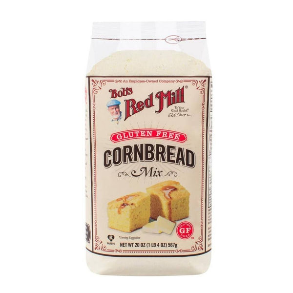 Bob's Red Mill, Gluten Free Cornbread Mix 20 oz