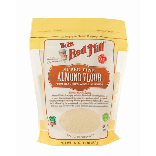 Bob's Red Mill, Super-Fine Blanched Almond Flour 16 oz