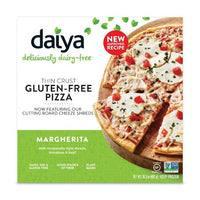 Daiya, Gluten-Free Thin Crust Pizza Margherita Pizza 16.3oz (Frozen)